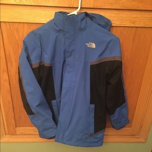 North Face Boy's Winter Jacket